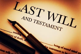 Wills and Bereavement